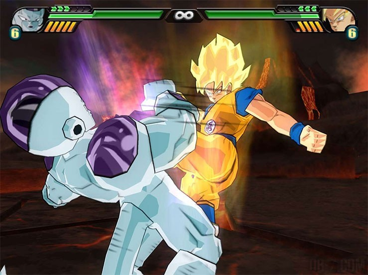 Dragon Ball Z Budokai Tenkaichi 3 (PS2)