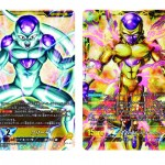 ICCarddass Dragon Ball Golden Freezer