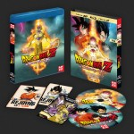 La Resurrection de F DVD Bluray 3D