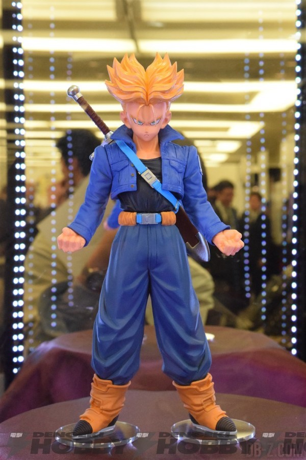 Master Stars Piece The Super Saiyan Trunks
