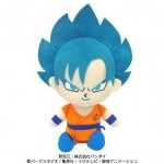 Peluche Goku Super Saiyan Blue