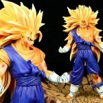 Vegetto Super Saiyan 3 Resine