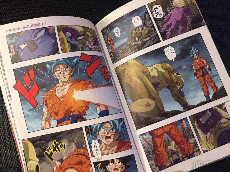Anime Comics Dragon Ball Z Resurrection F 29