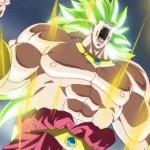 Broly Super Saiyan 3 enrage !
