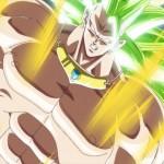 Broly Super Saiyan 3