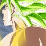 Broly Super Saiyan 3 se transforme