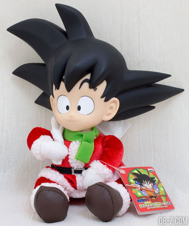 Dragon Ball Soft Vinyl Doll Goku 9