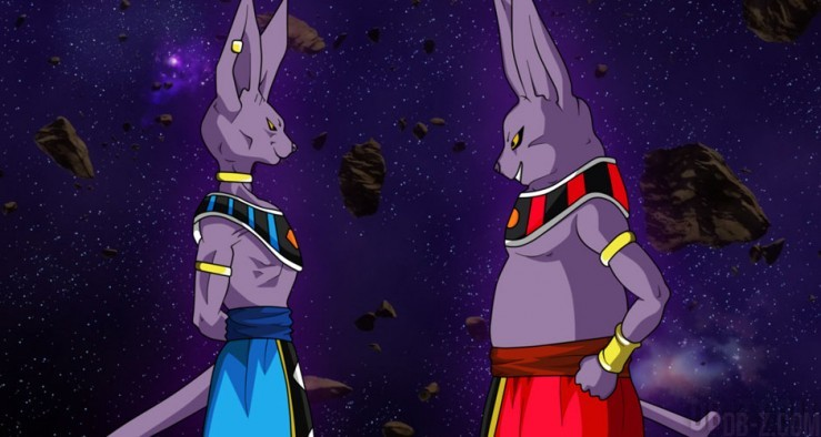 Dragon Ball Super Arc Champa