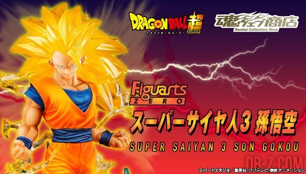 Figuarts Zero Goku SSJ3