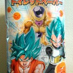 Dragon Ball Super Papier Toilette