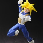 SHfiguarts Super Saiyan Trunks