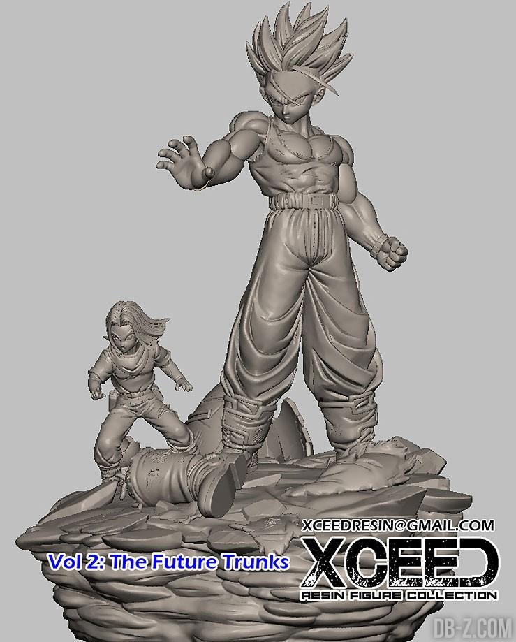 XRF The Future Trunks - Xceed Vol.2