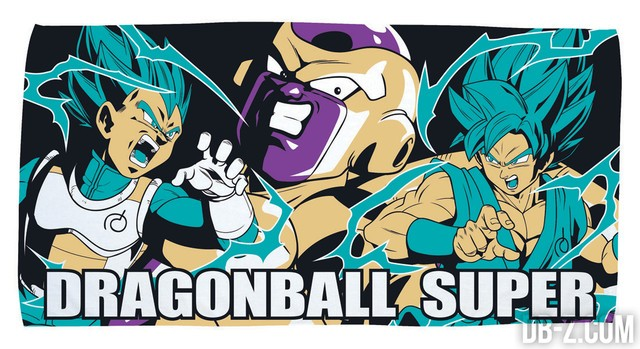ichiban kuji dragon ball super rival retsuden Serviette bain