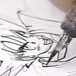 Akira Toriyama dessine Son Goku