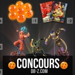 Concours Dragon Ball 2016