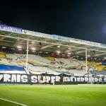 Tifo Super Saiyan Charleroi