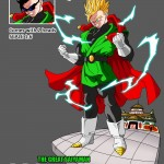 XRF SUPER SAIYAN 2 GREAT SAIYAMAN
