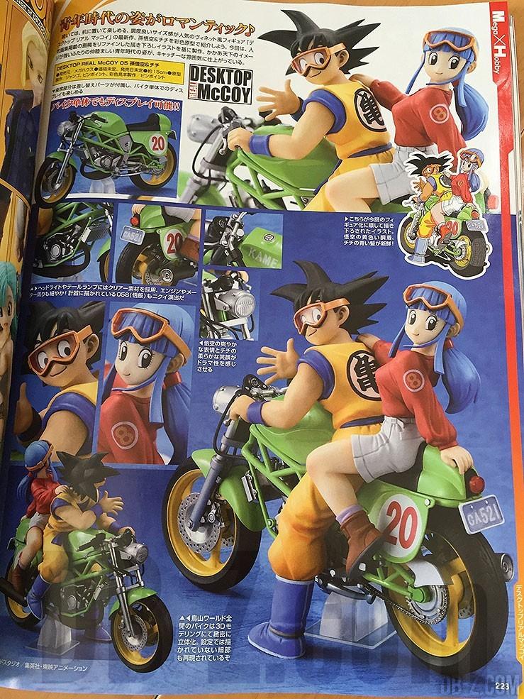 Desktop Real McCoy Son- Goku Chichi en couleur
