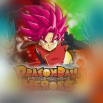 Dragon Ball Heroes Super Saiyan God Class