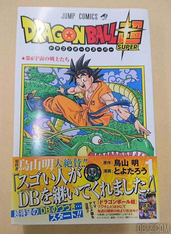 Dragon Ball Super Vol.1