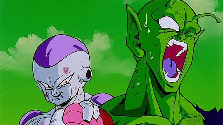 Freezer vs Piccolo