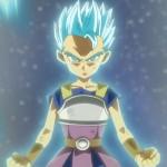 Kyabe Super Saiyan Blue SSGSS