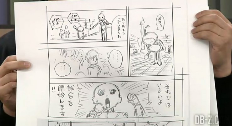 Toriyama-dessine-Dragon-Ball-Super-e