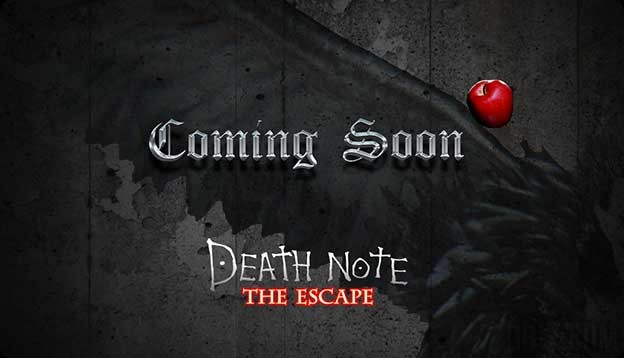 Death Note The Escape USJ