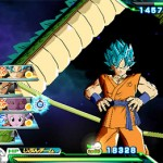 Dragon Ball Heroes GDM7 Goku & Shenron attack