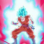 Dragon Ball Super Episode 38 Goku SSGSS Kaioken