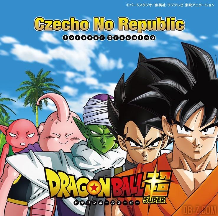 Forever Dreaming : Version Dragon Ball Super