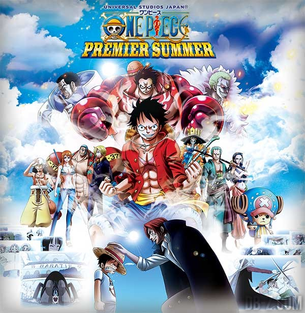 One Piece Premier Summer USJ
