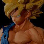 Super Master Stars Piece The Son Goku sortie