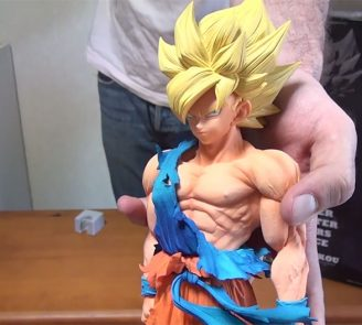 Unboxing Super Master Stars Piece The Son Goku