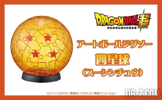 Art Ball : Puzzle 3D Dragon Ball