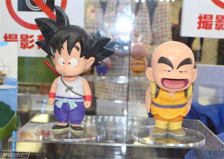 DRAGONBALL COLLECTION Goku Krilin