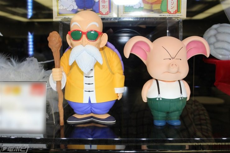 DRAGONBALL COLLECTION Kame Sennin Oolong