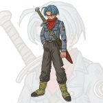 Dragon Ball Super Trunks Futur