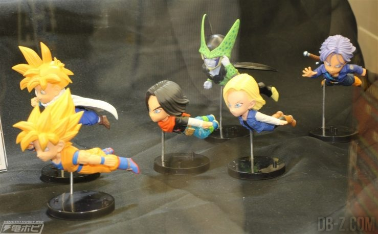 Dragon Ball Super WCF ANIME 30th ANNIVERSARY Vol.3