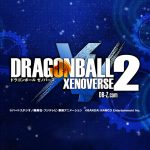 Dragon Ball Xenoverse 2 Title Screen