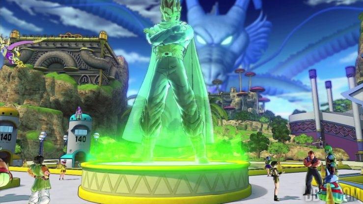 Dragon Ball Xenoverse 2 - Un nouveau héros