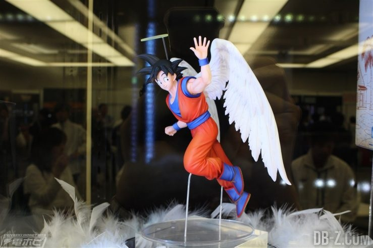 Dragon Ball Z DRAMATIC SHOWCASE 4th season vol.1 Goku Angel
