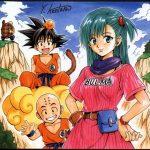 Dragon Ball by Yabuki Kentaro (Juin 2003)