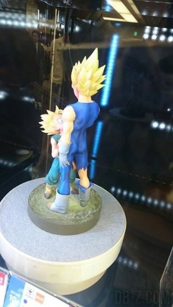 DRAMATIC SHOWCASE 4th Season Vegeta & Trunks