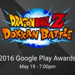 dokkan battle google play awards 2016