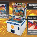 Borde d'arcade Dragon Ball Heroes