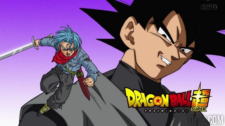 Dragon Ball Super - Interstitiel Arc Trunks