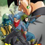 Dragon Ball Super Poster Mirai Trunks Black Goku