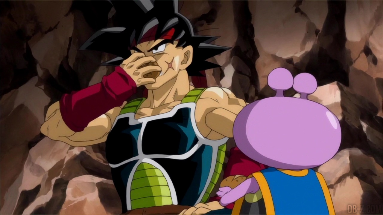 Dragon Ball Episode of Bardock (Bardock)
