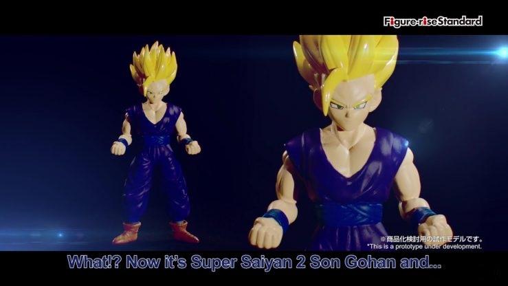 Figure-rise Standard Dragon Ball Gohan